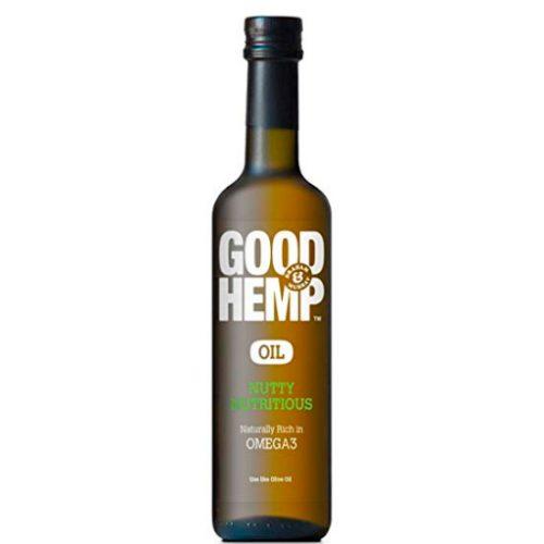 aceite de cañamo comestible 500ml