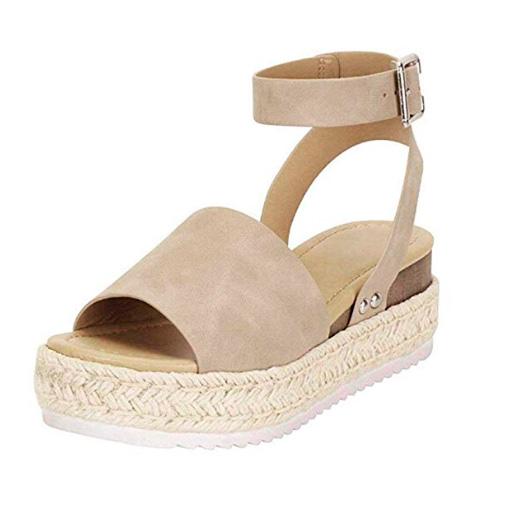 zapatillas cañamo mujer verano altas