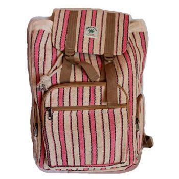 Bolso cañamo y mochila Original