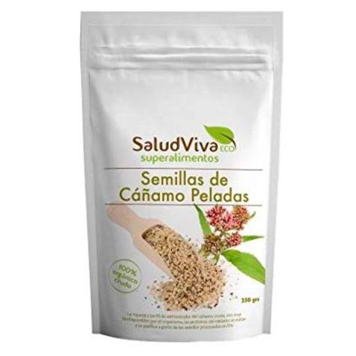 Semillas de cañamo nutrientes y omega 3
