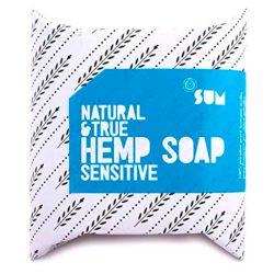 Jabon de marihuanas ecologico bio de cañamo pieles sensibles