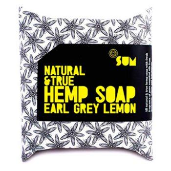 jabon de cannabis beneficios Bio con Limon artesanale casero