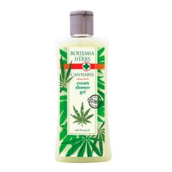 Cannabis hair shampoo Bohemia Herbs