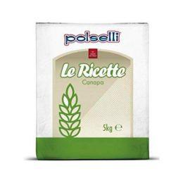 harina de cañamo recetas Polselli fontevita