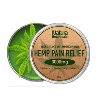 crema de cannabis y romero uso para rosacea
