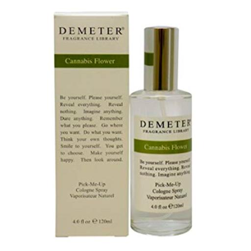 perfume demeter cannabis