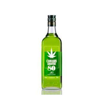 Cannabis absinthe 80 precio bueno 70cl