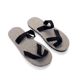 Sandalias de cañamo chanclas unisex
