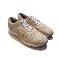 Zapatillas de cañamo hechas a mano