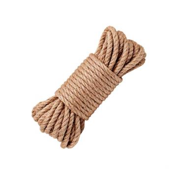cuerda cañamo grosor 5mm 10-40m