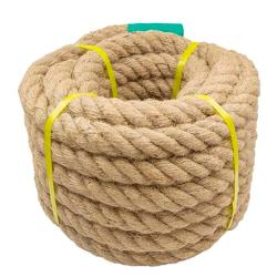 cuerda de cañamo 40mm 15m