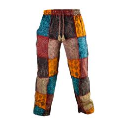 Pantalones de cáñamo mujer colores