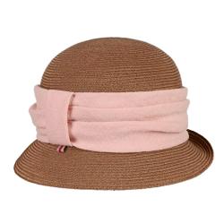 Sombrero de cañamo mujer diseño