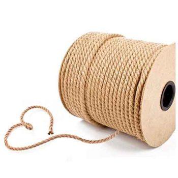 cuerda cañamo 12mm y cuerda cañamo 16mm